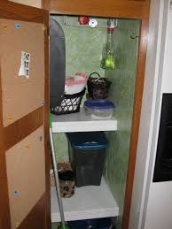 the hand me down house broom closet makeover