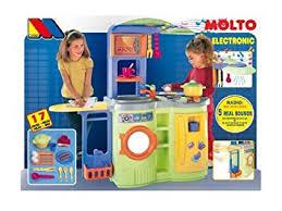 cuisine electronique jouet molto 1368 cuisine cuisine avec electronique et accessoires