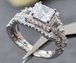 rings crystal swarovski images Download crystal wedding rings wedding corners jpg