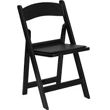 Folding Chair Leather Cushioned Folding Chairs Plastic Folding Chair With Padded Seat