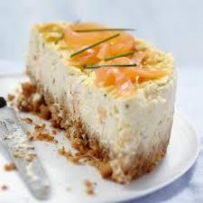 recette de cuisine saumon recette cheesecake au saumon fumé cuisine madame figaro
