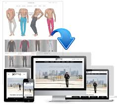 web design before and after volusion re design bigcommerce