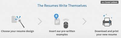 Make My Resume Free Online by 10 Free Online Resume Builder To Create Your Cv Textycafe