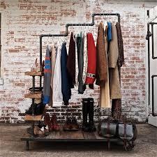 wardrobe racks stunning portable clothing racks garment rack