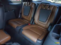 Ford Explorer 2015 Interior Pecan Charcoal Black Interior 2013 Ford Explorer Limited 4wd Photo