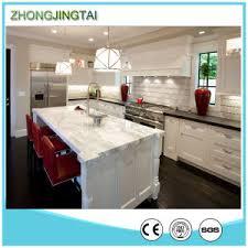 comptoir de cuisine quartz blanc de quartz blanc pur calacatta quartzite comptoirs de cuisine