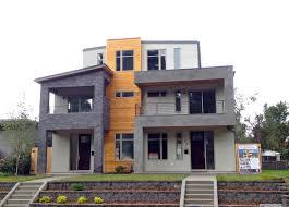 new modern duplex near cu hospital redevelopment homes for sale