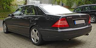 2002 mercedes s600 file mercedes s600 rear jpg wikimedia commons