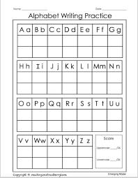 practice alphabet free worksheets abc writing practice free math worksheets for