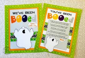 Halloween Printable Book It U0027s Written On The Wall You U0027ve Been Booed Halloween Printable