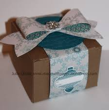 boxes with bows gift bow bigz l die made with paper