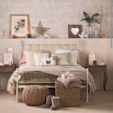 6 tips for a vintage romantic interior decoration in the bedroom