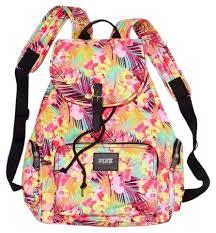 pink victoria secret black friday sales pink victoria u0027s secret tropical floral hawaiian print backpack