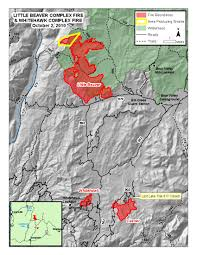 Usfs Fire Map Boise National Forest Home