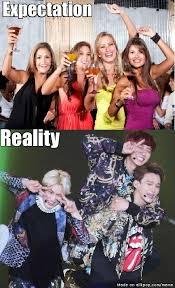 Girls Night Out Meme - girls night out allkpop meme center