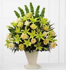 floral arrangements golden memories arrangement kremp