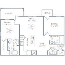 two bedroom two bath floor plans apartment condo floor plans 1 bedroom 2 bedroom 3 bedroom and