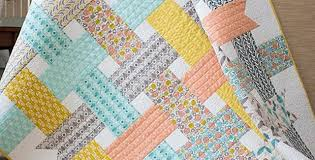 ribbon box quilt proves that sometimes simple is best quilting