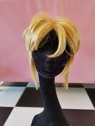 custom made zelda link breath of the wild wig nintendo