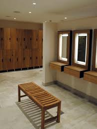luxury spa changing room design at lower mill estate spa