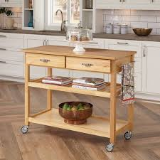 kitchen awesome rolling island metal kitchen cart small kitchen