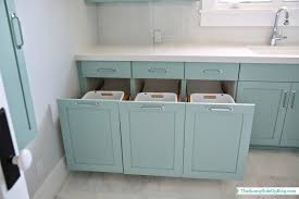 How To Install Wall Cabinets In Laundry Room Upstairs Laundry Room The Sunny Side Up Blog