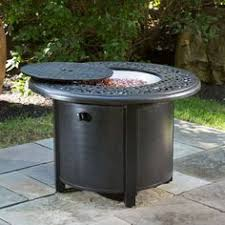amazon black friday fire pits amazon com red ember julesburg gas fire column with free cover