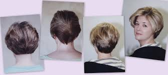pictures back of wedge haircut short wedge haircuts hairstyle for women man