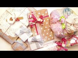 Ideas Of Gift Wrapping - diy cute gift wrapping ideas birthday christmas valentine u0027s