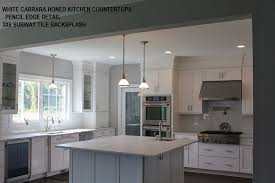 White Carrera Marble Kitchen Countertops - remodeling your home with granite u0026 marble white carrara marble