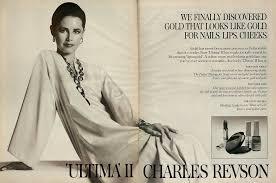 Ultima Ii Makeup 1973 ad ultima ii spungold makeup charles revson flickr