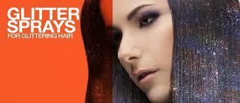 sparkly hair glitter spray stargazer cosmetics