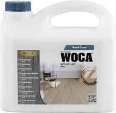 woca wood lye white 2 5 liter midwest flooring