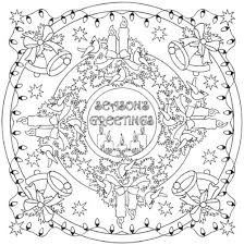 122 coloring pages christmas images coloring