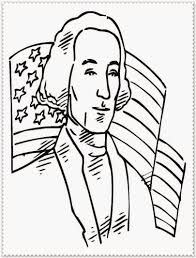 presidents day printable coloring pages free printable president
