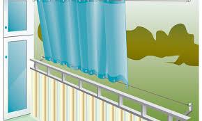 balkon markise ohne bohren balkon sonnenschutz selbst de