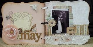 scrapbook wedding scrappy stuff wedding scrapbook album