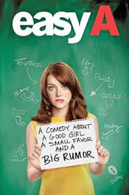 high comedy in the scarlet letter easy a young observer