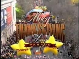 macy s parade intro november 2009