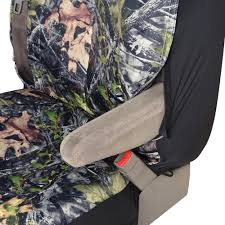 Camo Truck Seat Covers Ford F150 - amazon com high back camo truck seat cover integrated seatbelt