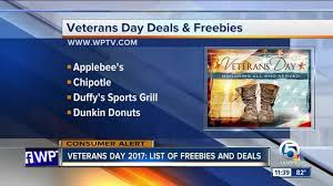 haircut coupons ta florida veterans day 2017 list of freebies and deals wptv com
