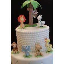 jungle safari birthday cake decorations wild safari birthday