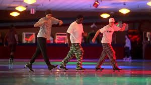 video fountain valley skating rink is a hotbed for hip hop
