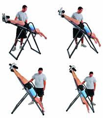 inversion table for bulging disc do inversion tables help sciatica