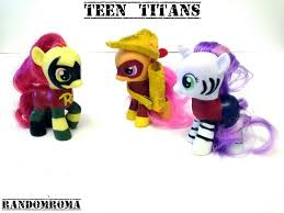 Teen Titans Halloween Costumes 40 Mlp Halloween Costumes Images Pony
