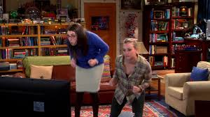 penny tbbt image amy and penny skiing jpg the big bang theory wiki