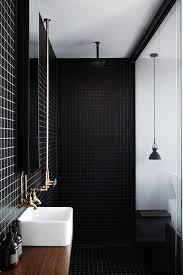 black bathroom design ideas black bathroom design back in black with 10 bathroom design ideas