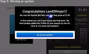 pay to bid auction dealdash