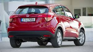 honda hr v 1 6 i dtec 2015 review by car magazine