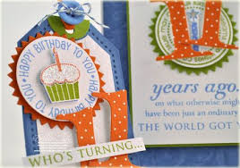 birthday cards u0026 tags thinking inking
